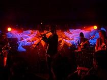 Ozric Tentacles live in Zagreb in 2004.jpg