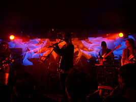 Ozric Tentacles live in Zagreb, 2004