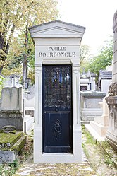 Tomb of Bourdoncle