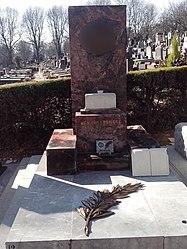 Tomb of Henri Barbusse