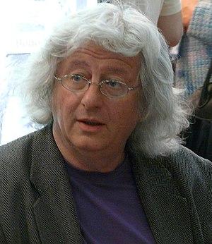Péter Esterházy - Esterházy in 2010