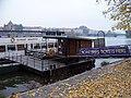 Přístaviště Kampa, loď Danubio.jpg