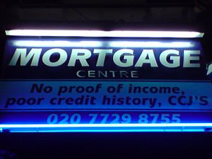 Mortgage Strategic Defaulters