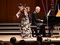 P1050929 Midori & Özgür Aydin (Meisterkonzert) (42483123504).jpg