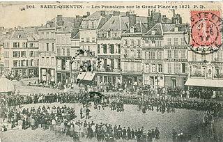 Battle of St. Quentin (1871) battle