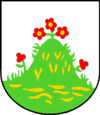 Coat of arms of Górki Małe