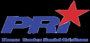 Independent Regionalist Party - Image: PRI Chile 2015