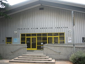 Berkeley Art Museum and Pacific Film Archive - Pacific Film Archive Theater at the Hearst Annex