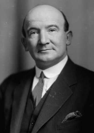 Grey by-election, 1913 - Image: Paddy Webb