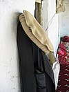 Pakol - textiles and clothing - Fatima Zehra Girls School - Kandahar - Afghanistan - 10-24-2008.jpg