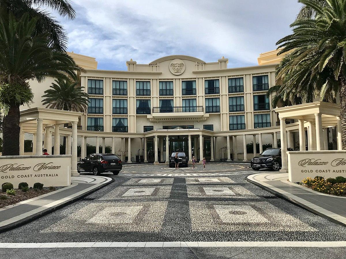 Palazzo Versace Hotel Main Beach Queensland Australia