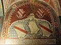 Palazzo comunale di s. miniato, sala delle sette virtù, stemma salviati +2 firidolfi.JPG