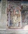 Palazzo schifanoia, salone dei mesi, 06 giugno (maestro dagli occhi spalancati), borso ascolta una supplica 02.JPG
