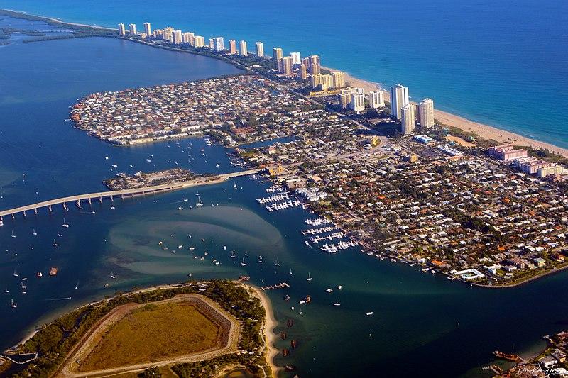 Population Of Riviera Beach Florida