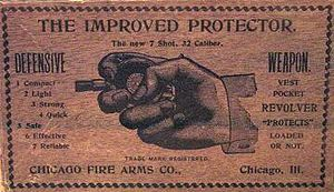 Protector Palm Pistol - Image: Palm protector pistol