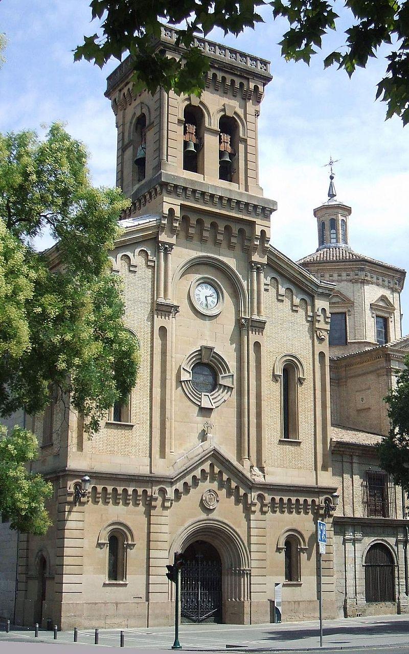 Pamplona - Iglesia de San Lorenzo 12.JPG