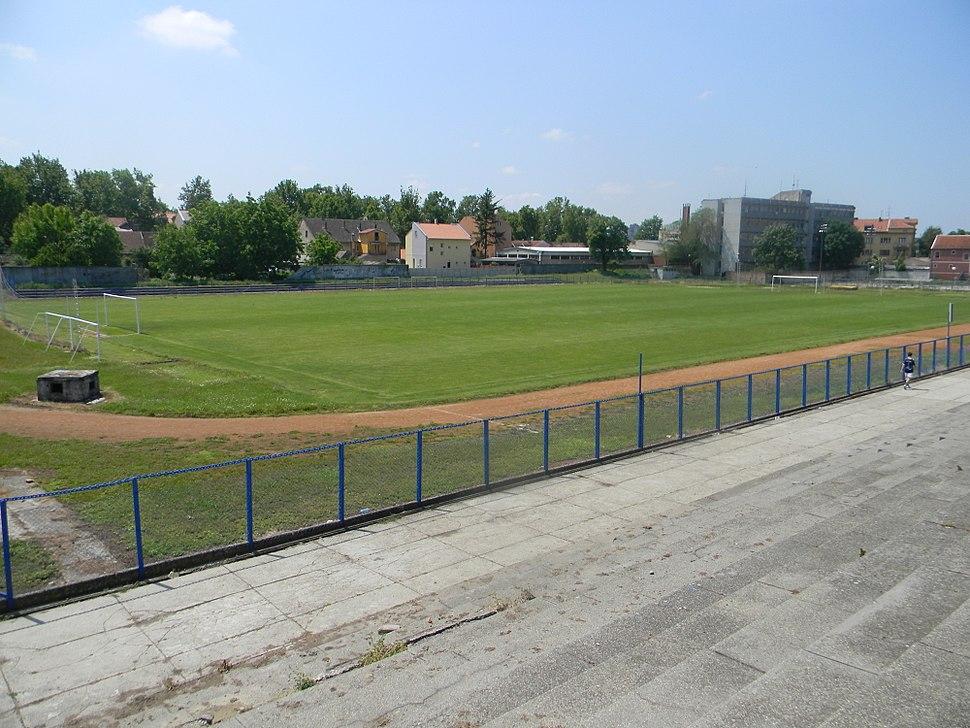Pančevo Stadion Dinama6