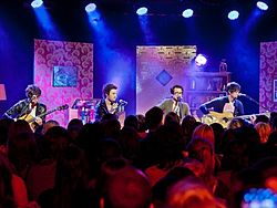 Panic At The Disco Live Lounge 2011.jpg