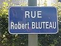 Panneau de la rue Robert Bluteau, Loctudy.jpg