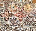Panneau en carreaux de céramique (musée d'art islamique, Berlin) (11600565555).jpg