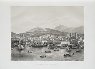 Panorama de Rio de Janeiro