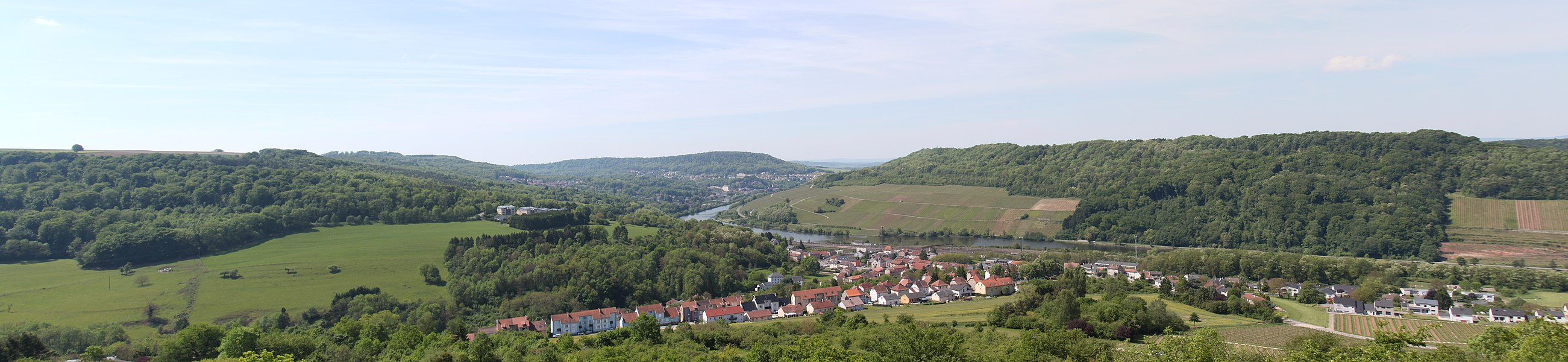 A view of Apach