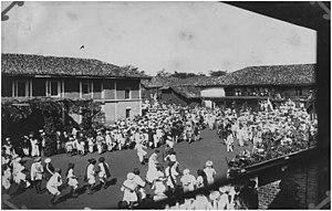 Ramchandra Pant Amatya - Pant Amatya Wada at Gaganbavada