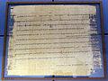 Papiro del ministro delle finanze apollonio per tolomeii, che sollecita zenone a inviare donativi per la festa del re, PSI V 514, philadelphia (grecia), 24 apr 251 ac..JPG