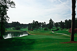 Augusta Jaguars - Forest Hills Golf Club is home to both golf teams