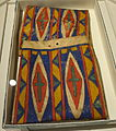 Parfleche, Lakota Sioux, c. 1890, rawhide, paint - Cincinnati Art Museum - DSC04343.JPG