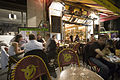 Paris - A Brasserie by night - 3163.jpg