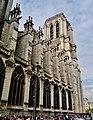 Paris Cathédrale Notre-Dame Nördliches Langhaus 2.jpg