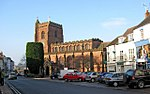 Parish Church of St. Nicholas, Newport, Shropshire