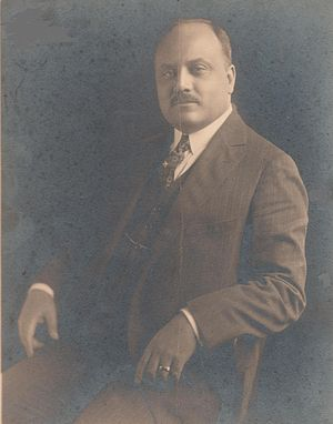 Pasquale Simonelli -  Pasquale Isidoro Simonelli, 1935.