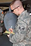 Pass or fail, 8th MOS evaluators ensure load crews meet the requirements 110628-F-RB551-015.jpg