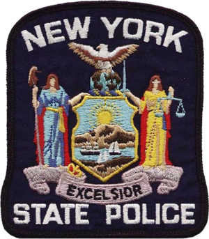 New York State Police - Image: Patch of the New York State Police