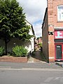 Path from Listley Street to St Mary's Street - geograph.org.uk - 1453916.jpg