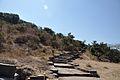Pathway - North Side - Buddhist Monuments Site - Sanchi Hill 2013-02-21 4252.JPG