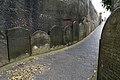Pathway down to St James Gardens, Liverpool (5759403593).jpg
