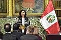 Patricia Balbuena en el ministerio de relaciones exteriores.jpg