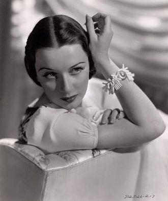 Patricia Morison - Patricia Morison publicity picture in 1939