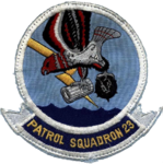 Patrol Squadron 23 (US Navy) patch 1953.png