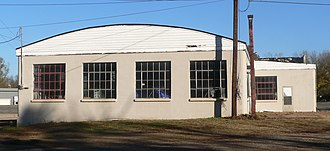National Register of Historic Places listings in Greenwood County, Kansas - Image: Paul Jones bldg from S 1