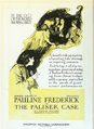 Pauline Frederick in The Paliser Case by William Parke Film Daily 1920.png