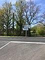 Paulnay (36) - Lieu-dit le Pommier Carré - panneau de signalisation directionnelle de position.jpg