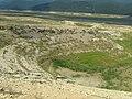 Pe fundul lacului Vidra - panoramio.jpg