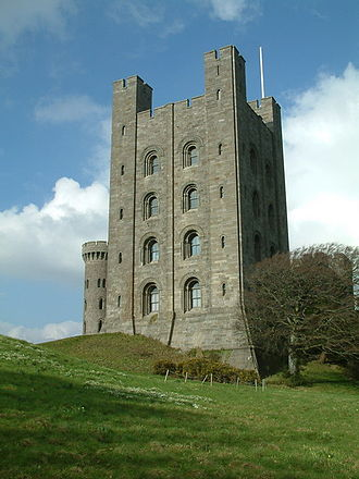 Romanesque Revival architecture - Image: Penrhyn Castle geograph.org.uk 206536