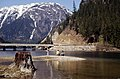 People fishing at North Cascades campground, circa 1972 (49720683781).jpg