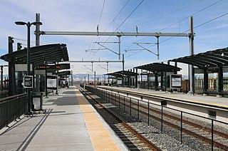 Peoria station