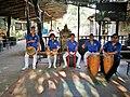 Percussionistes d'Identidades Peruanas a la Bodega Lazo.jpg